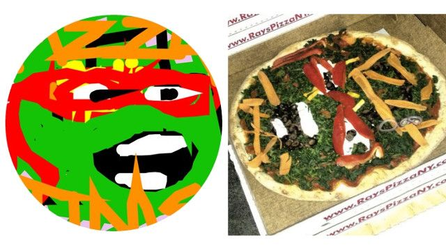 Paint Your Pizza Lets You Design Deliciously Ugly Made-To-Order Pizzas On the Web