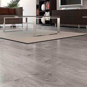 Suelo laminado gris ac5 piso parquet pinterest suelo for Suelos sin obras leroy merlin