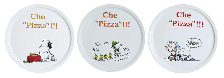 Piatti #Pizza #Peanuts by Excelsa