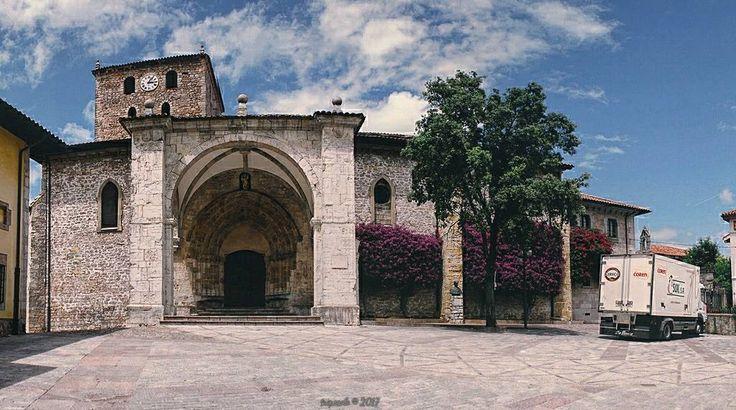 LaBasílica menor de Santa María de la Asunción de Llanes también llamadaSanta María del ConceyuenLlaneses uno de los pocos ejemplos delgóticoen Asturias. #tropoAstur #sky #latergram #Llanes #gothic #asturias #basilica #vsco #vscogood #vscogrid #vscohub #vscocam  #photooftheday  #sony #sonyA7 #A7 #sonyCamera #sonyAlpha #Alpha #alphaCamera #camera #mirrorless #humonegrophoto #travel #trip #travelgram #instatrip #photoTravel #travelphoto #photoshoot…