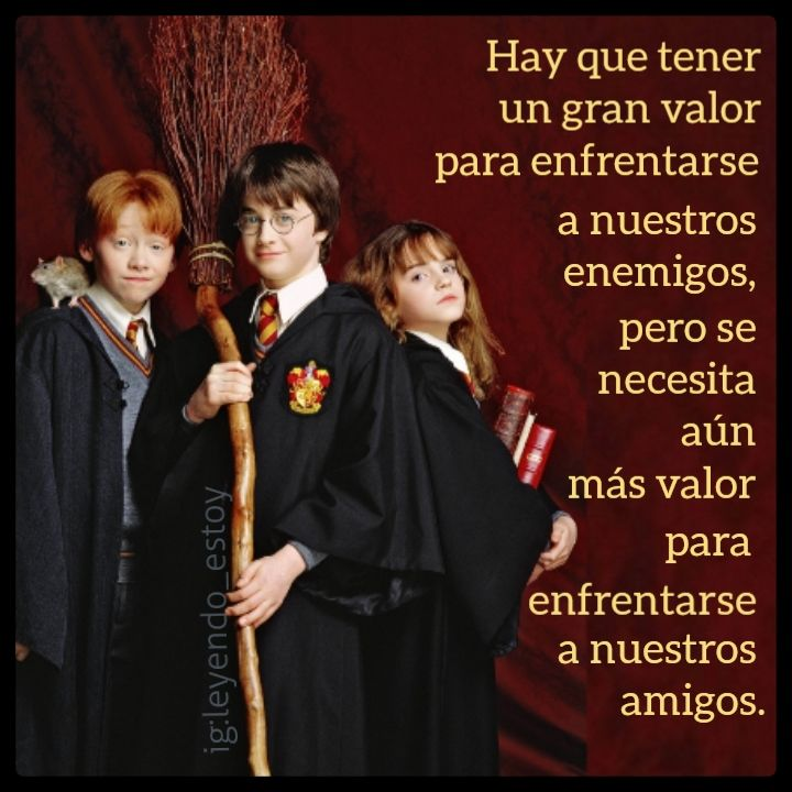 Frases de harry potter