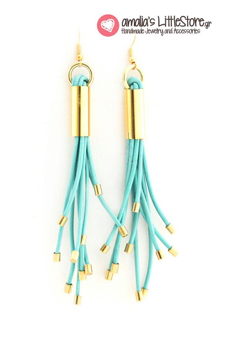 Long crazy earrings! @ littlestore.gr/en