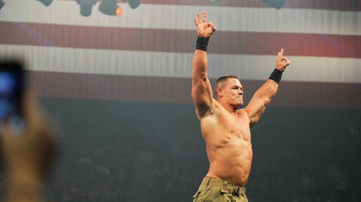 John Cena celebrates his 40th birthday by deadlifting more than 600 pounds