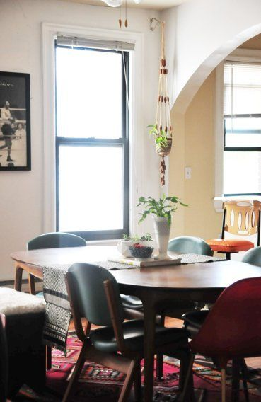 Holley & Audrey's Dining Room Redux — House Tour Revisit | Apartment Therapy