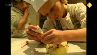 Koekeloere: ei, ei, ei (thema 'lente/pasen'), via YouTube.