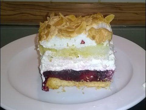 Ciasto zemsta tesciowej / Kasia gotuje po slasku - YouTube