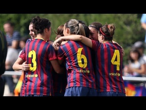 FOOTBALL -  FC Barcelona -- Brondby IF (UEFA Champions League Femenina, EN DIRECTE) - http://lefootball.fr/fc-barcelona-brondby-if-uefa-champions-league-femenina-en-directe/