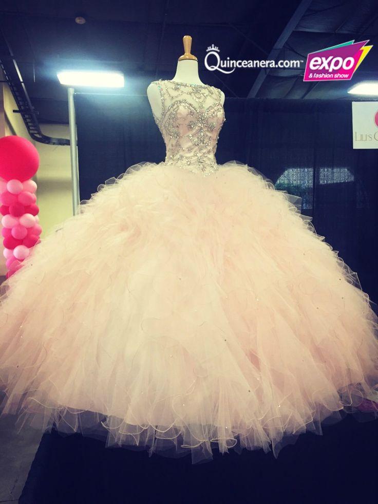 <3 Lindos Vestidos de Quinceañera <3   Quinceanera Dresses   Quinceanera Dresses Pink  