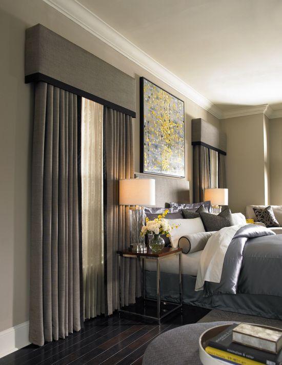Inspiring bedroom decor bedrooms cornice and window for Bedroom cornice design