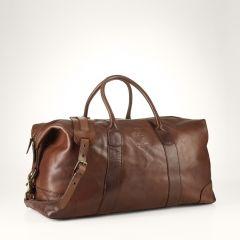 Men's Leather Bags | Ralph Lauren