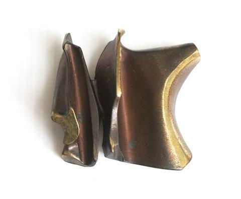 Bronze Brooch/Sculpture