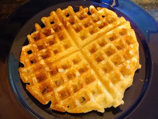 """Egg Allergy Cooking: Buttermilk Waffles {Egg-free} These are great - not your typical """"egg free"""" recipe - it's hard to find a breakfast waffle or pancake recipe without eggs that tastes good. This one is perfect!"""