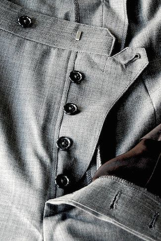 Men's Trousers – Understanding your Pants: Trousers are a tricky beast in fashion. Often misunderstood, plagued by an overabundance of terms and names, and surprisingly difficult to find in a comfortable fit.  However, pants bring everything together even when they aren't the star of the show.  Understanding the role of your trousers and the options you have in choosing them are the keys to comfortable, sharp-looking clothes for your lower half.