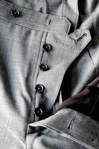 Understanding your Pants: Grey Men's Trousers