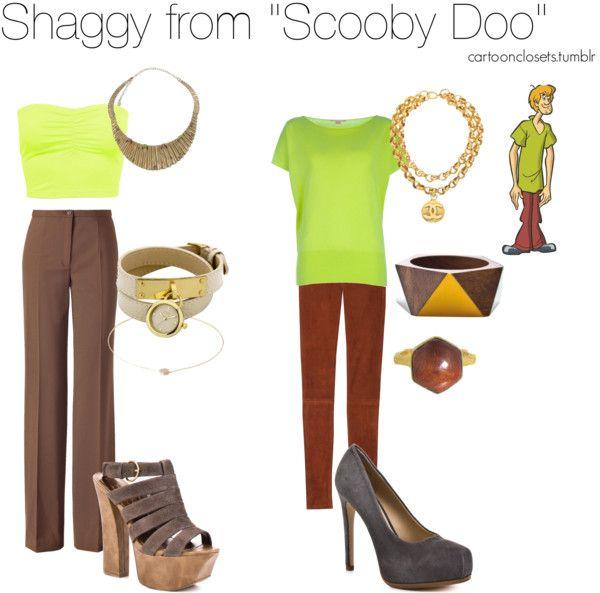 "Shaggy from ""Scooby Doo"""
