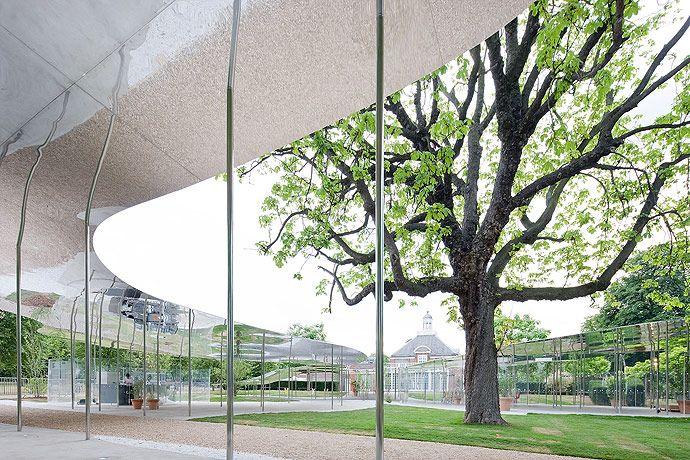 The 2009 Serpentine Gallery Pavilion / SANAA
