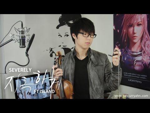 FT ISLAND - Severely - Jun Sung Ahn Violin Cover