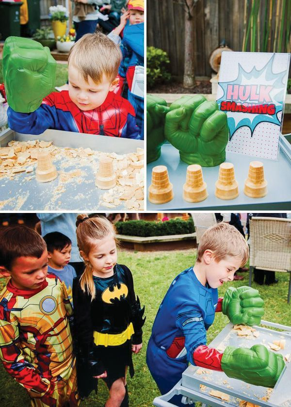 If your kid's birthday party is coming up but you don't want to break the bank, you will love this DIY and craft ideas for the ultimate superhero party!