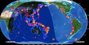 5/7/2014 #Earthquake! Tweets Beat Official Quake Alerts The fastest earthquake alerts come from social media networks, not the U.S Geological Survey's seismic underground sensors, ongoing research finds.  As soon as the Earth starts rumbling, Twitter users flood the network with pithy, publicly available tweets that the USGS uses to pinpoint an earthquake's source in less than a minute,
