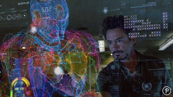 Iron Man 2 by Prologue Films , via Behance