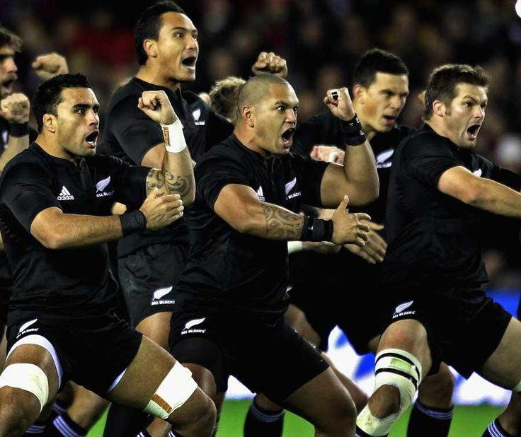 All Blacks -The Gods.....they are really a class unto themselves...the worlds greatest.....oh rugby, love the internationals