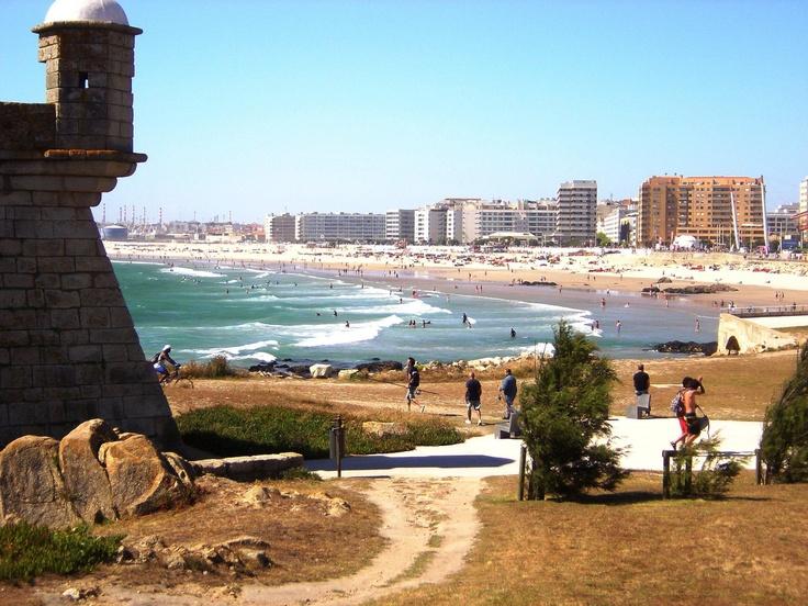 Matosinhos - Porugal #praia