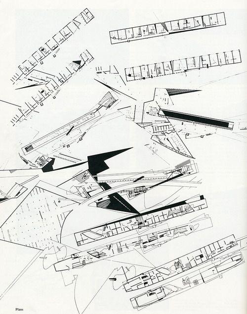 AA Files  Zaha Hadid  1983/86