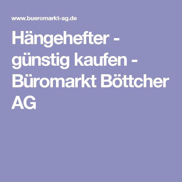 Hängehefter - günstig kaufen - Büromarkt Böttcher AG