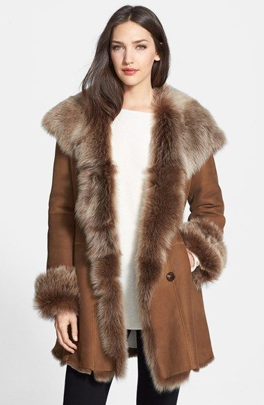 1000  images about sheepskin coat with toscaans lam on Pinterest