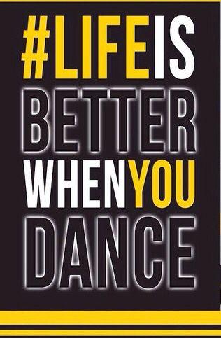 Life better dance