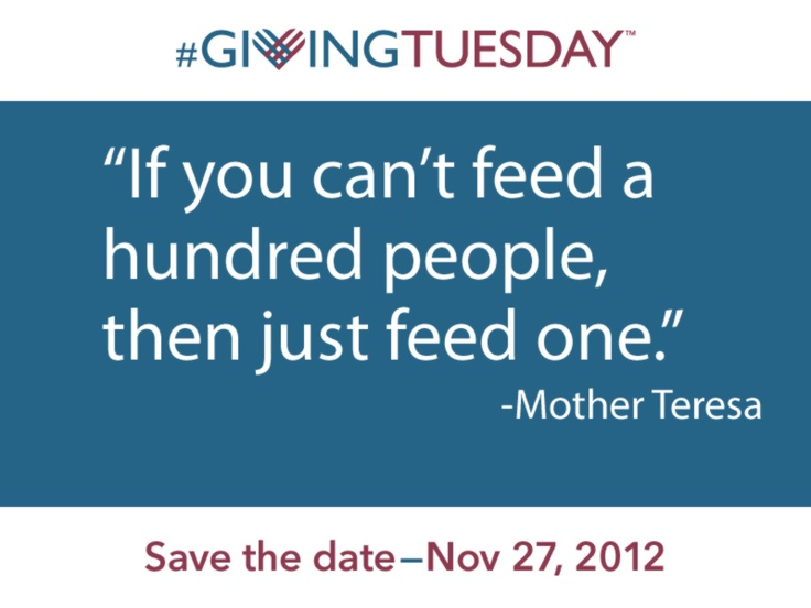 Wise Words About Charity, Generosity!