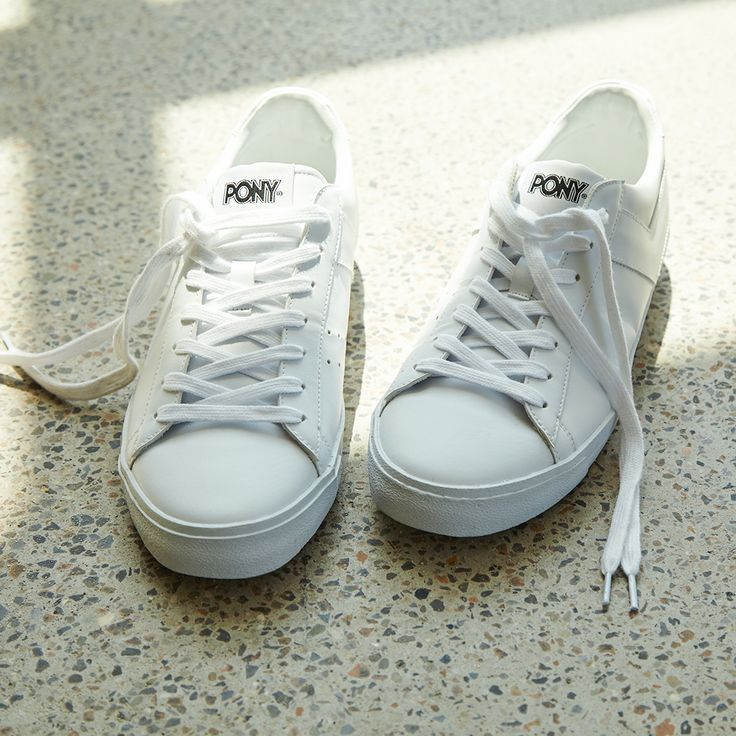 Lace up with @pony Top Star sneakers. Available at AE.com.