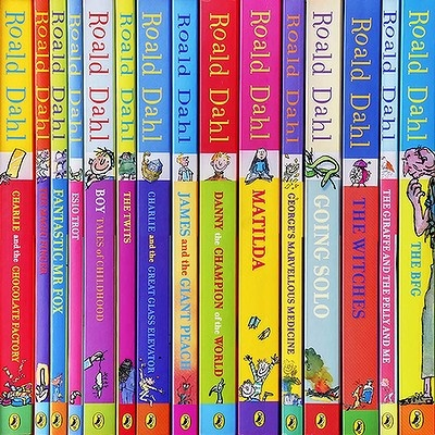 Childhood classic books. The Roald Dahl Collection. Did you have a fondness for books as a child? We have collected some of the best of the childhood classics suitable for kids of all different ages. You might even be inspired to share some with your own children. Get ready to be transported back through time.  http://www.essentialkids.com.au/photogallery/entertaining-kids/parenting-and-childrens-books/childhood-classic-books-20120411-1wpy1.html