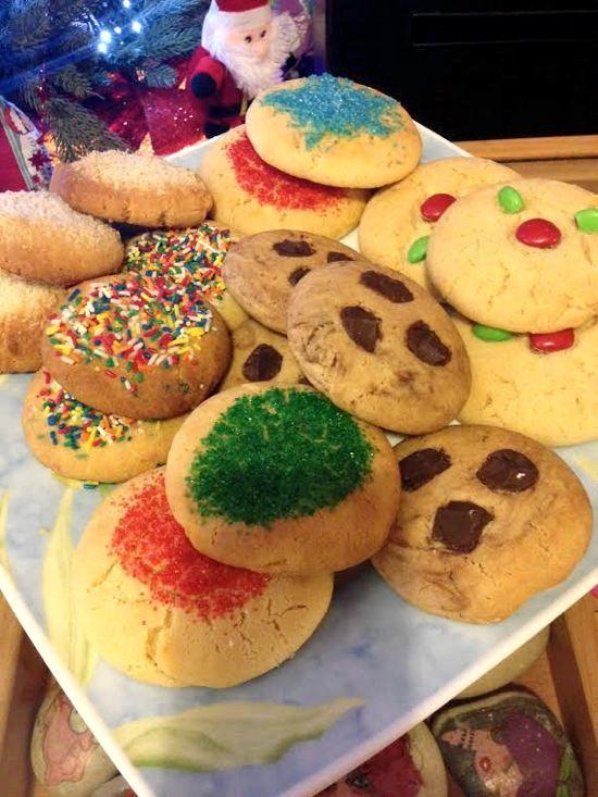 Τα απίθανα μπισκότα με τα τρία υλικά που θα λατρέψετε! - Eimaimama.gr