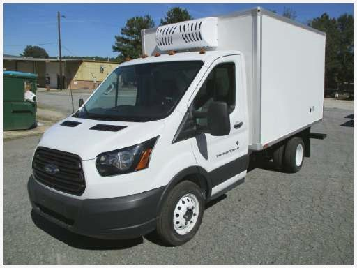 35 Free Ford Transit Refrigerated Van For Sale Images In 2020 Ford Transit Van For Sale Van