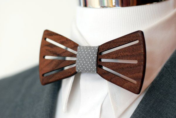 Whiskers Bow Tie
