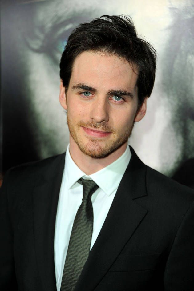 Captin Hook on Once Upon A Time Colin Doonoghue ...so dreamy & he's Irish :)