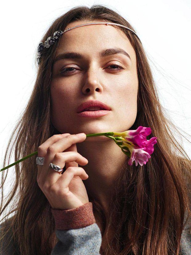 Кира Найтли в Madame Figaro (Интернет-журнал ETODAY)