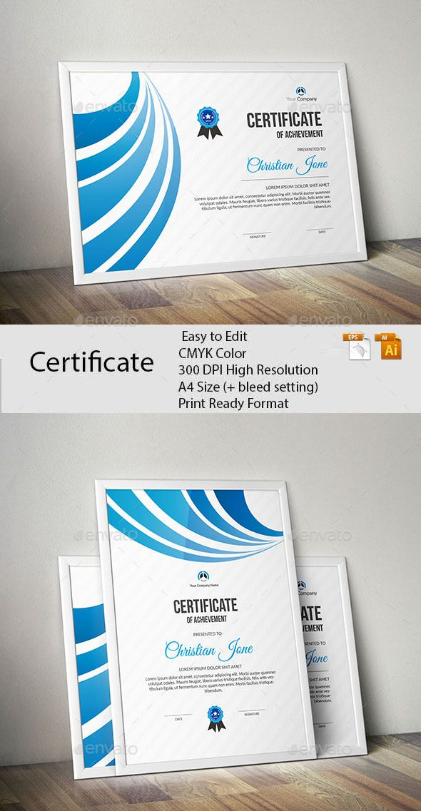 Pin By Carklo On Decals Stickers Certificate Templates
