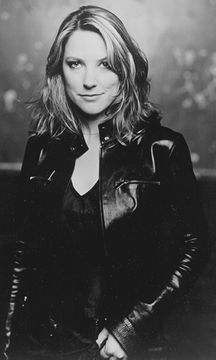 Susan Tedeschi - A great current blues singer. I've heard from several people that I sound just like her, so that helps me like her more, too...