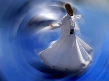 Whirling Dervish- Sufism