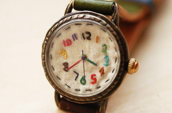 Handstitch Watch