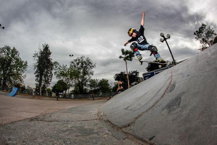 #Skate Nico Leiva