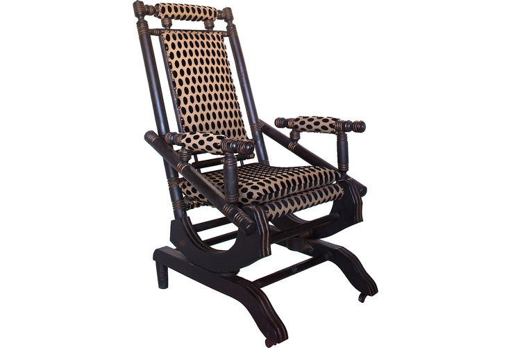 + ideas about Victorian Rocking Chairs on Pinterest  Wicker, Rocking ...