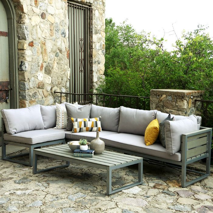 Shop AllModern For Modern And Contemporary Outdoor Lounge Furniture To  Match Every Style And Budget.
