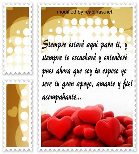 frases muy bonitas para felicitar a recien casados,dedicatorias de amor para recien casados
