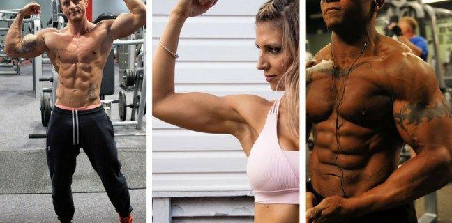 Rutina de pesas para bíceps