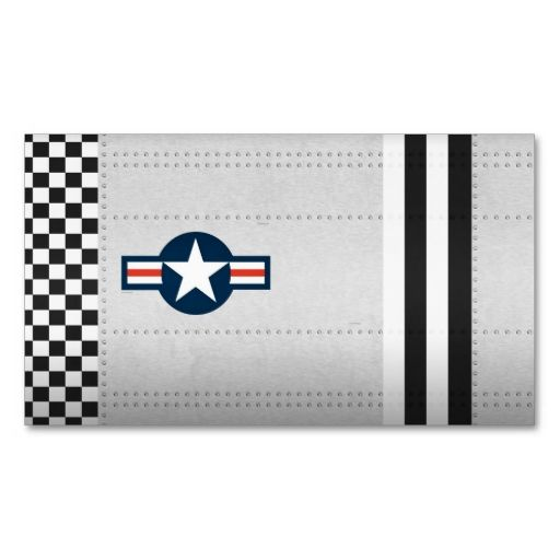 9 best aviation business cards and data plates images on pinterest vintage aircraft fuselage business card make your own business card with this great design colourmoves