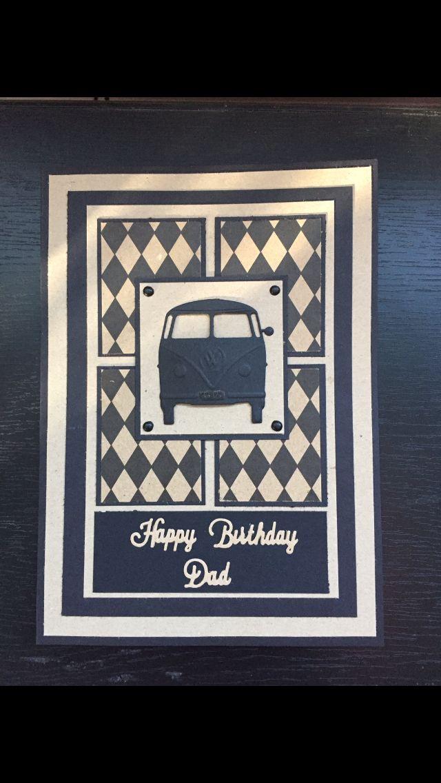 A card I made using marianne designs die...