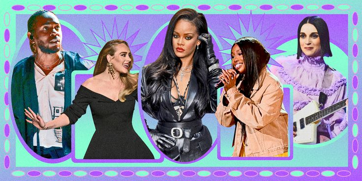 The 41 Most Anticipated Albums of 2021: Kendrick, Rihanna, Adele, and More | Pitchfork Teenage Fanclub, Girl Life Hacks, Frank Ocean, Foo Fighters, Lorde, News Songs, Adele, New Music, Rihanna